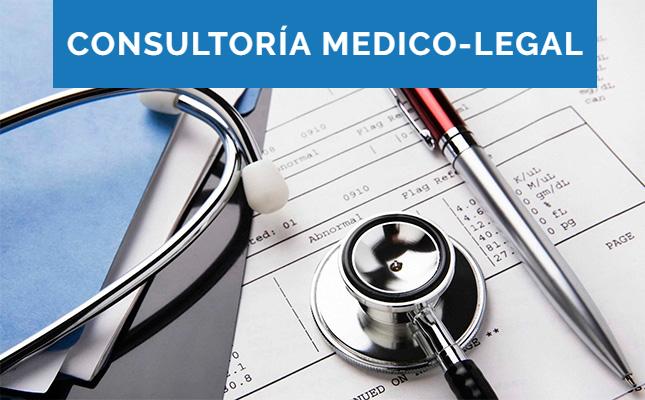 Consultoría médica y legal