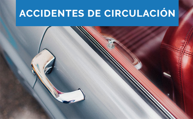 Accidentes de circulación